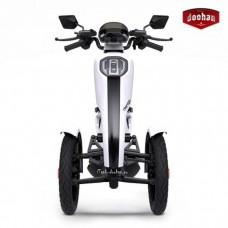 Электроскутер Doohan iTango HO-1200W белый
