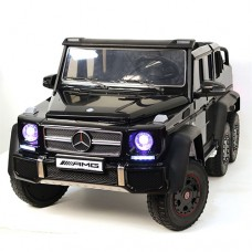Электромобиль Mercedes Benz G63-AMG 4WD X555XX Black