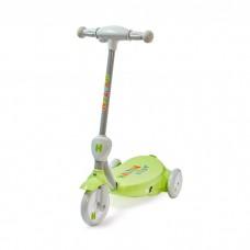 Детский электросамокат Halten Kiddy (зеленый)