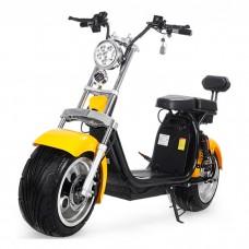 Электроскутер ElectroTown Citycoco Harley 1500W