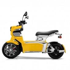 Электроскутер iTank Doohan EV3 1500W жёлтый