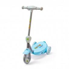 Детский электросамокат Halten Kiddy (голубой)