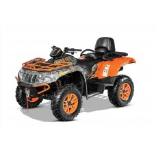 Квадроцикл Arctic Cat TRV 700 SPECIAL EDITION